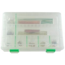 350-Piece Wire Kit with Adjustable Case
