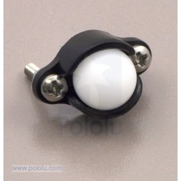 "Pololu Ball Caster with 3/8"" Plastic Ball"