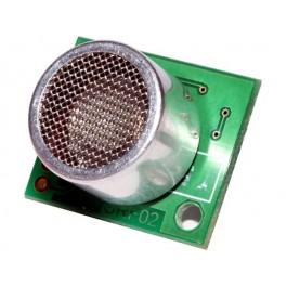 SRF02 - ultrazvukový dálkoměr I2C/sériový