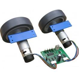 RD02 - kompletní pohon robotů 12V