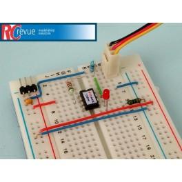 RCRset - sada součástek