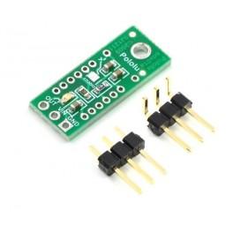 Pololu Carrier for Sharp GP2Y0D815Z0F, GP2Y0D810Z0F, and GP2Y0D805Z0F Sensors
