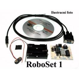 ROBOset1 - Sada součástek