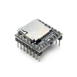 DFplayer mini modul MP3 přehrávače