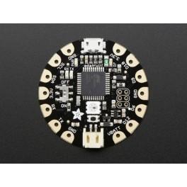 FLORA - Wearable electronic platform: Arduino-compatible - v3
