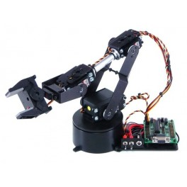 AL5B Robotic Arm Combo Kit (BotBoarduino)