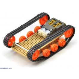 Tankový podvozek TANK-04