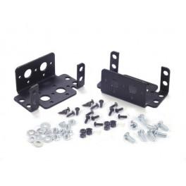 Aluminum Multi-Purpose Rotate Servo Bracket Two Pack