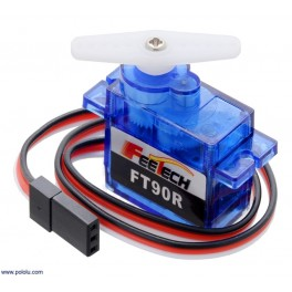 FEETECH FT90R Digital Micro Continuous Rotation Servo