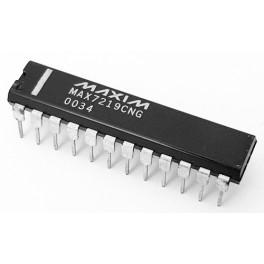 MAX7219CNG 8x8 LED se společnou katodou