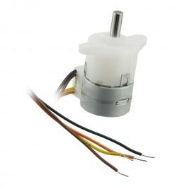 Miniaturní bipolární krokový motor PG15S