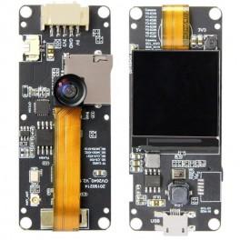 "TTGO T-Camera Plus OV2640 ESP32 1.3"" Display"