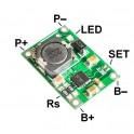 Nabíjecí modul Li-ion 1S/2S 2A s TP5100