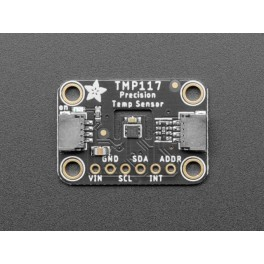 Adafruit TMP117 ±0.1°C High Accuracy I2C Temperature Sensor - STEMMA QT / Qwiic