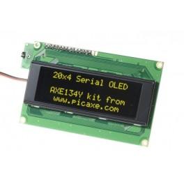 Serial OLED Module (20x4)